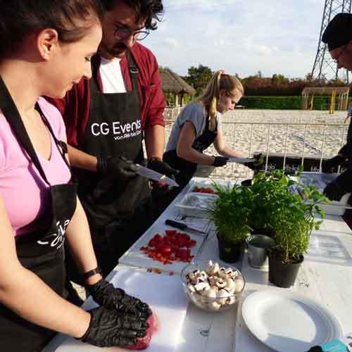 Grillen als Team-Event - Sommerfest Idee