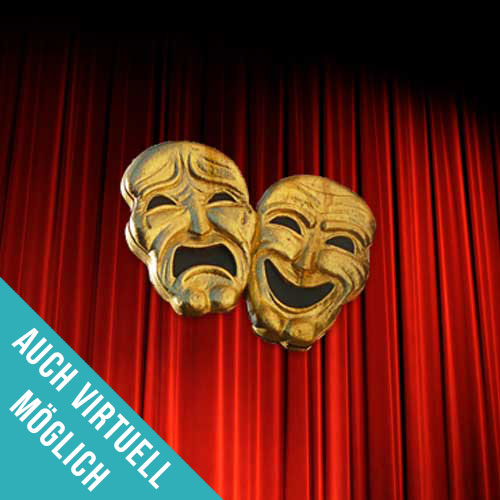 Comedy Workshop - Virtuell