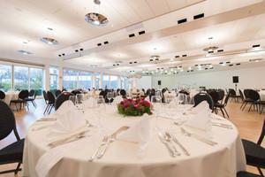 Eventlocation - Ruhrturm Restaurant - Essen - Innenansicht