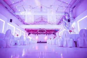Eventlocation - The Address Exclusive Events - Essen - Innenansicht