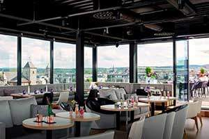 Eventlocation - Uptown Sky Lounge Restaurant - Aachen