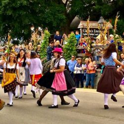 Oktoberfest Tanz
